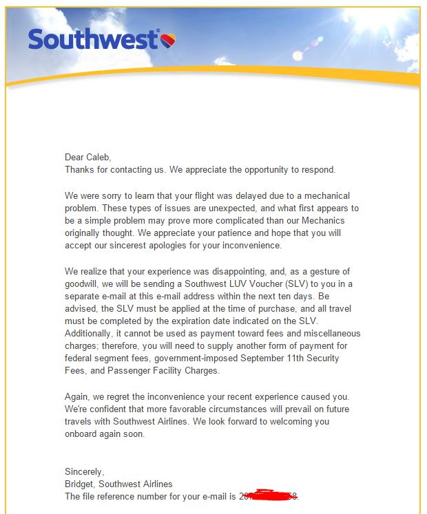 How I Received 50 From Southwest Airlines Milestothemax