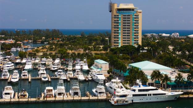 Hyatt Regency in Fort Lauderdale