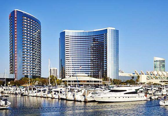 Marriott Marquis in San Diego