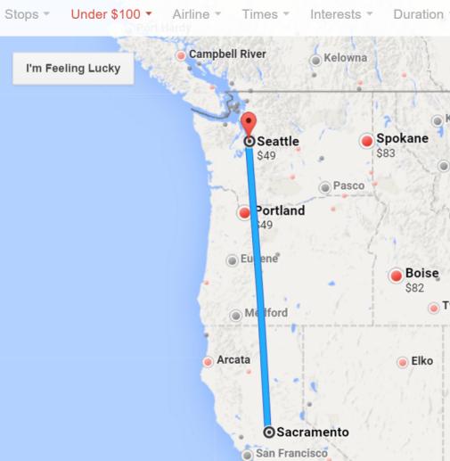Alaska Airlines Flight Deal