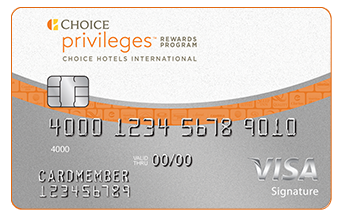 Choice Privilege Credit Card by Barclay Card