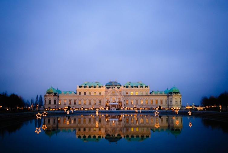 Schönbrunn Palace - Vienna, Austria